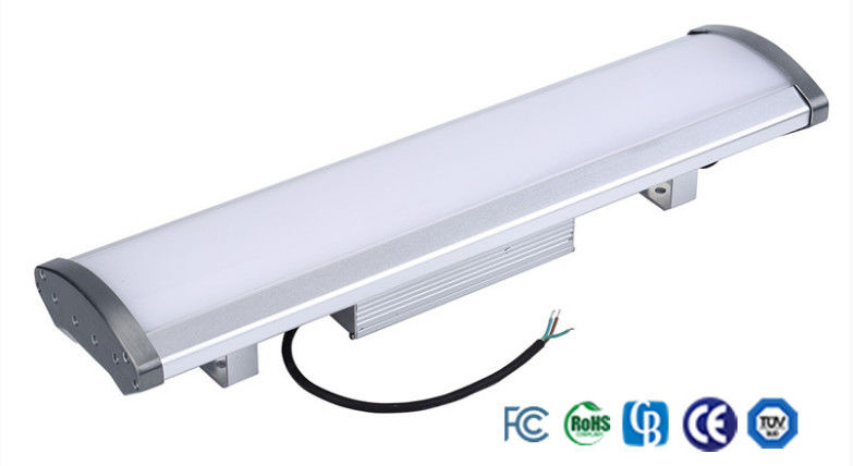 600mm 60W Linear LED Low Bay 7900-8400lm Commercial Low Bay Lighting